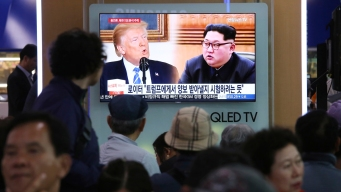 S. Korea Downplays Pyongyang's Threats to Cancel Talks