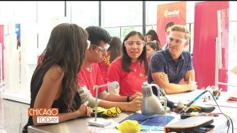 Is the Next Astronaut in This Room? ComEd's 'Solar Spotlight' Reaches For the (STEM) Stars