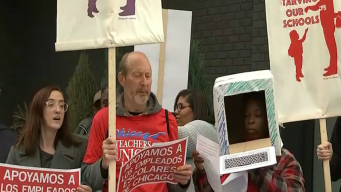 Sterling Bay Protest: A Call To Put Students Before Developers