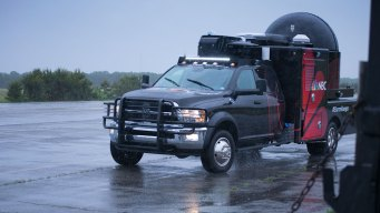 StormRanger 5: Delivering You Accurate Weather Forecasts