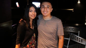 Super Fan Miguel Cedillo: Kelly Clarkson & The Fray 2012