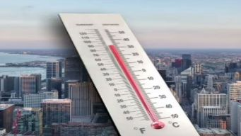 Excessive Heat Warning Continues in Chicago