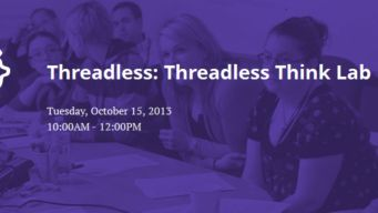 Chicago Ideas Week Profiles: Threadless Think Lab