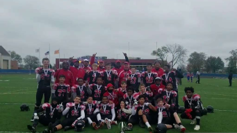 Suburban Pop Warner Teams Vying for National Glory