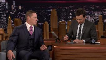 'Tonight': Mad Lib Theater with John Cena