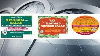 Trader Joes Recalling Salads, Burritos Over Contamination Fears