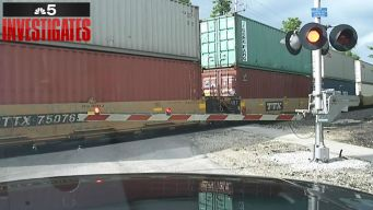 First Responders Delayed by Blocked Rail Crossings