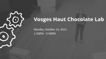Chicago Ideas Week Profiles: Vosges Haut Chocolate Lab