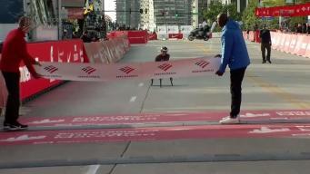 See Schar Win 2019 Chicago Marathon Women's Wheelchair Race
