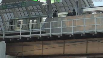 Green Line Robbery Turns Violent as Gunshots Ring Out