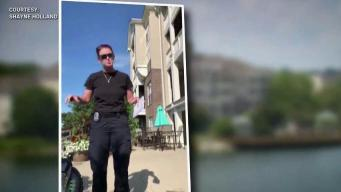 Off-Duty Cop Confronts Black Man at Pool in Indiana