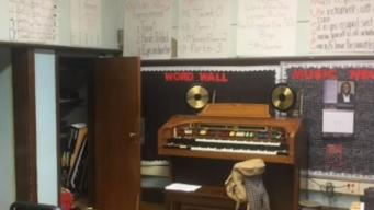 Dozens of Musical Instruments Stolen From South Side Classroom, But Panicked Teacher's Hope is Not Lost