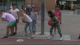 Up2Us Sports Looks to Teach Lessons to Kids