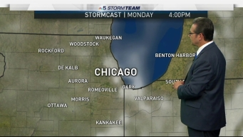 Chicago Weather Forecast:  Summer Rolls On