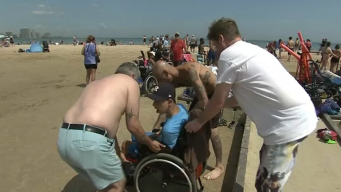 Special Camp in Chicago Offers Wheelchair Accessible Activities