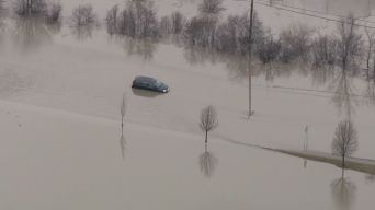Officials Order Evacuation of Marseilles Over Flooding