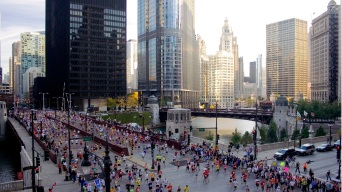 2016 Chicago Marathon Strives for Sustainability