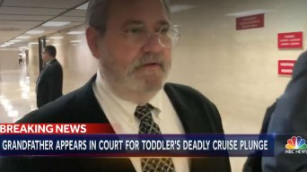 Grandfather Charged in Toddler's Cruise Ship Death: 'They Can't Do Anything Worse to Me'