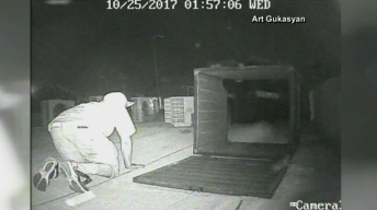 Video Catches Thieves Stealing 1,800 Gallons of Vodka From LA Distillery