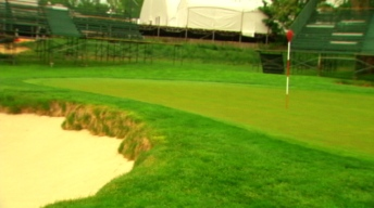 2013 U.S. Open Hole No. 2