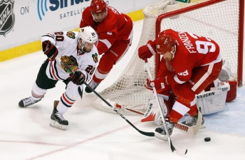Hawks vs. Wings Game 4: Three Stars