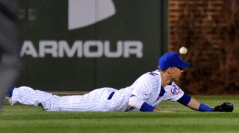 Cubs Fall to Reds
