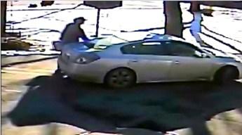 Brazen Suburban Burglary Caught on Video
