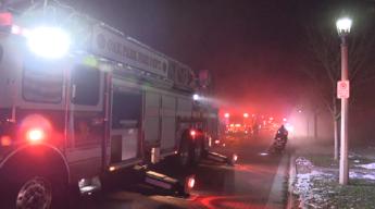Oak Park Family Displaced After Overnight Fire Destroys Home