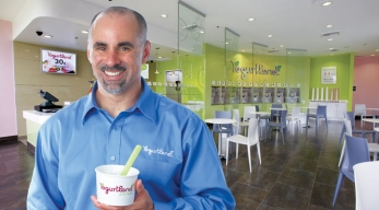 Yogurtland's Larry Sidoti on Franchising and Expanding in Chicago
