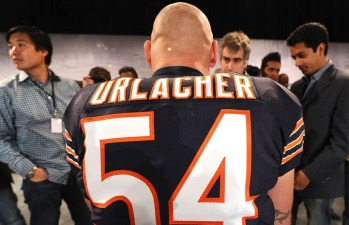 Bear Bites: All About Urlacher