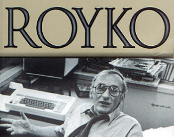 Opinion: Mike Royko (and Me) on Guns