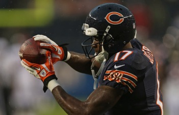 Could Alshon Jeffery Take Playing Time from Vets?