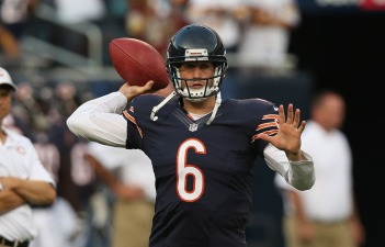 Not Yet Time to Worry About Cutler's Contract