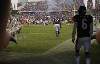 What to Watch in Friday's Bears-Giants Game