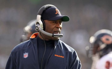 Lovie on Hanie, Martz and Forte