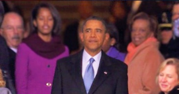 """Obama Soaks in Crowd, Says """"I'm Not Going to See This Again"""""""