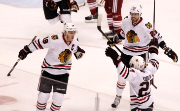 Toews' Game-Winner Forces Game Six