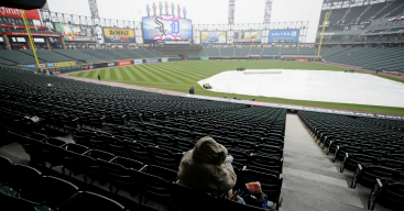 White Sox Opening Day Game Postponed Due to Rain