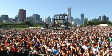 How to Navigate Around Lollapalooza This Weekend