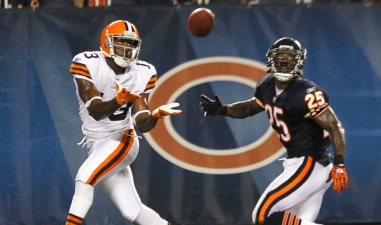 Bears 24, Browns 14