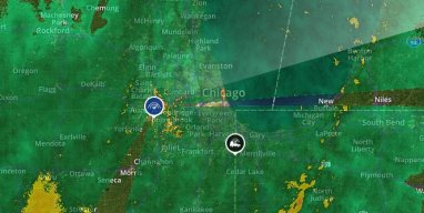 Winter Weather Advisory Expands Over Most of Chicago Area