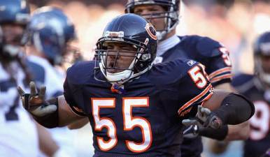 Why the Bears Should Trade Lance Briggs