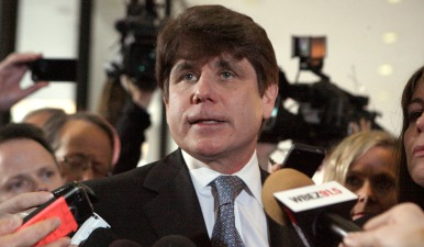Quinn's Blago Problem: He Can't Escape the Taint of Corruption