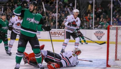 IceHogs Drop Game 2 of Western Conference Final