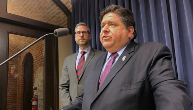 Pritzker Compiles $41.5B Infrastructure Plan, Tax Increases