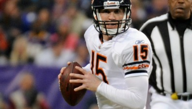 Bears Agree to One-Year Deal With QB Josh McCown