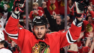 Artem Anisimov Ruled Out for Friday's Game vs. Capitals