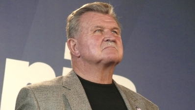 Bears Players 'In Awe' of Ditka Return to Halas Hall