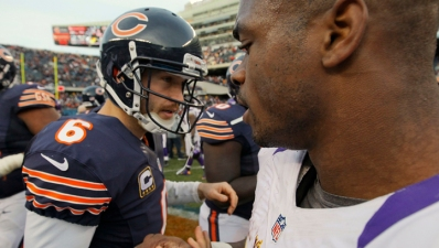 Bears Must Beat The Best - Adrian Peterson
