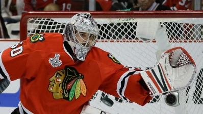 Blackhawks' Keys To a Repeat: Corey Crawford
